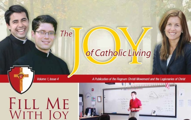 The JOY of Catholic Living Issue 4