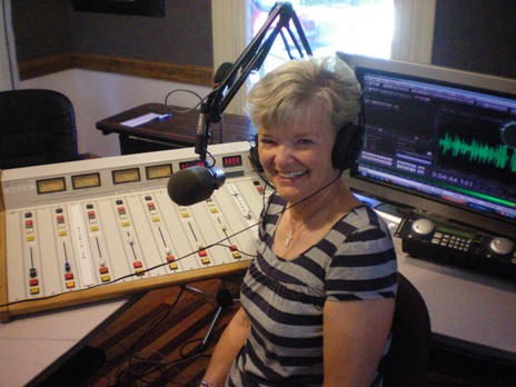Kay Dodds on the radio