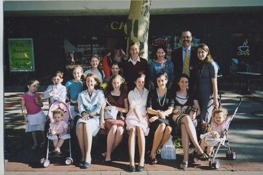 The Littleton Family