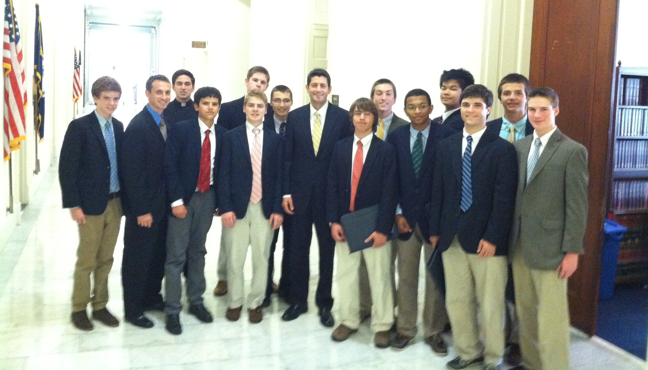 LTP Group with Paul Ryan