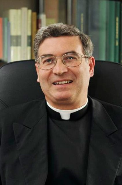 Father Pedro Barraj&oacute;n LC