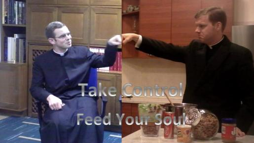 Br. Frederick and Br. Matthew