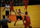 Nick Lulli playing on the Princeton junior varsity basketball team