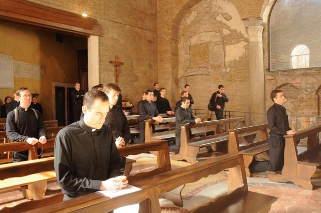 Praying during the Churchathon