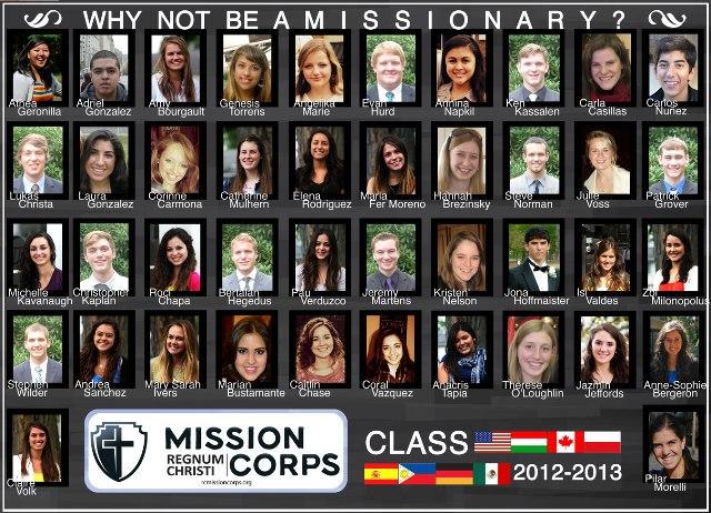 RCMC Missionaries