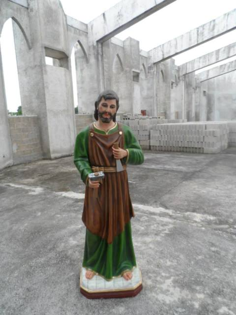 The patron of  San José Obrero