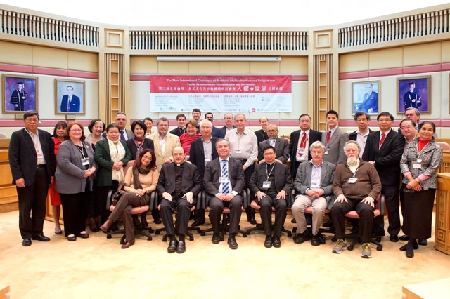 UN Conference Group on Religious Cooperation