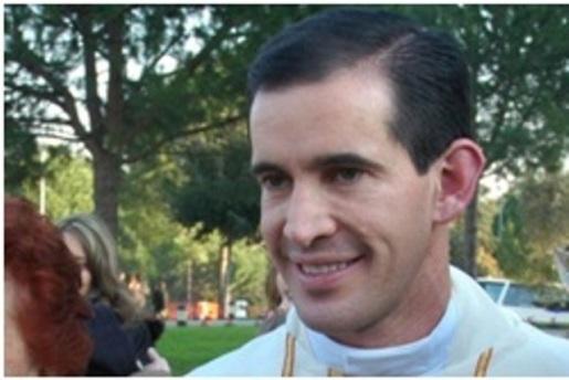 Fr. Xavier Castro LC