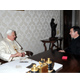 His Holiness Benedict XVI renews his solidarity with and prayers for the Legionaries of Christ, the members of Regnum Christi and those who are spiritually close to you.