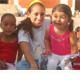 Kamila Rivas durante las misiones de evangelización que la motivaron a dar un año de su vida al servicio de los demás a través del programa de los colaboradores del movimiento.