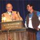 Ed y Eddie Reinhardt presentan el testimonio de unidad familiar ante el accidente que sufrió Eddie.