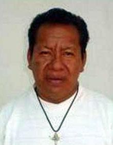 Miguel Xar Culpatán, evangelizador de tiempo completo en Guatemala.