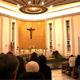 P. Miguel Segura LC, rettore del seminario, ha concelebrato con i religiosi che svolgono attività di apostolato nella Capitale.