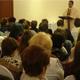 El P. Alejandro Arias, L.C. en la misa inaugural del cursillo regional para señoras del Regnum Christi del estado de Veracruz.