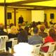 P. Nivardo Quezada, L.C., durante una conferenza del Family Day del 21 giugno 2009 a Terrazzo (Verona)