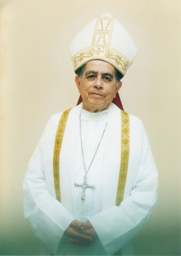 Monse&ntilde;or Jorge Bernal Vargas, L.C.