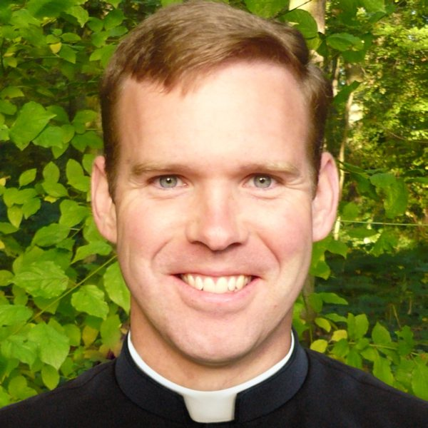 Fr. William Webster, LC (United States)