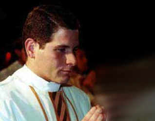 1.	Fr Alexandre Paciolli, LC, born on December 12, asked Mary to be his personal patron.