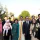 Padre Riccardo Sánchez-Gil, L.C. con la propria famiglia subito dopo l'ordinazione sacerdotale