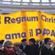 Il Movimento Regnum Christi testimonia il suo affetto per il Santo Padre.