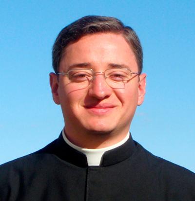 P. Alfonso Treviño Benavides, L.C.