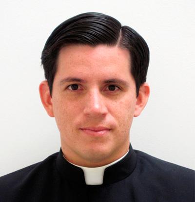 P. Aldonny Varela Vivas, L.C.
