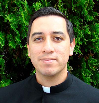 P. Felipe Villagómez Amézquita, L.C.
