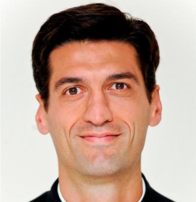 P. Marco Zaccaretti, L.C.