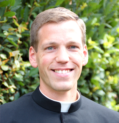 Fr.  Nathan Andrew Miller
