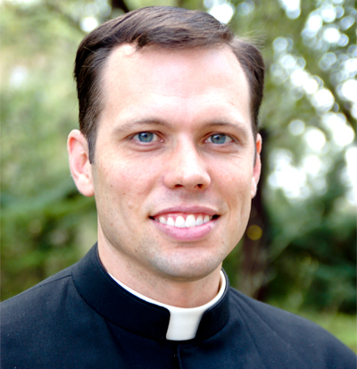 Fr.  Jason Adams Mitchell