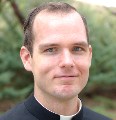 Fr.  Aaron Dean Vinduska