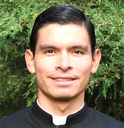 P.  Julio César Chaparro Salcedo