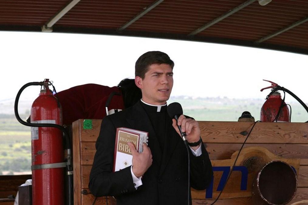 Fr.  Gregory Francis Heslip