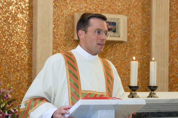 Fr.  Michael Thomas Mitchell